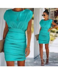 Dresses - kod 1158 - green
