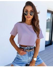 T-shirts - kod 608 - purple