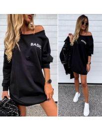 Dresses - kod 322 - black