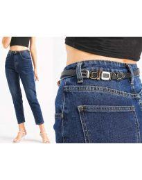 Jeans - kod 3088 - 1 - sky blue