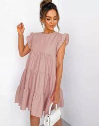 Dresses - kod 2666 - powder