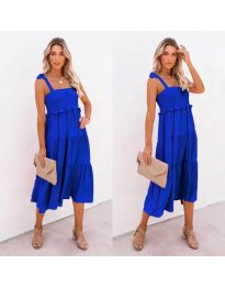 Dresses - kod 7791 - dark blue