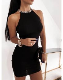 Dresses - kod 9690 - black