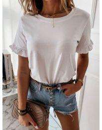 T-shirts - kod 068 - white