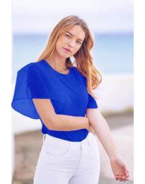 T-shirts - kod 527 - sky blue