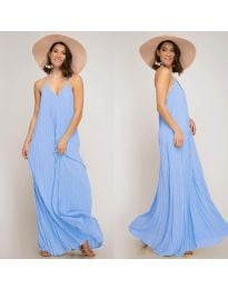 Dresses - kod 0508 - light blue