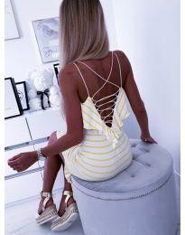 Dresses - kod 401 - 4 - white
