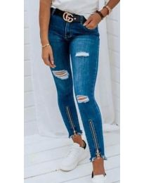 Jeans - kod 3654 - blue