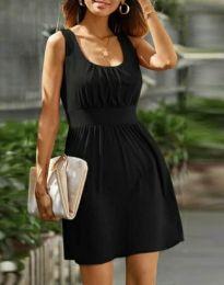 Dresses - kod 0254 - 2 - black
