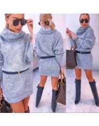 Dresses - kod 944 - gray