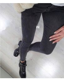 Jeans - kod 3408 - 2 - black