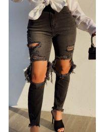 Jeans - kod 3627 - black