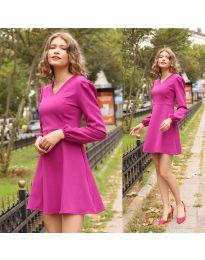 Dresses - kod 1478 - 2 - purple