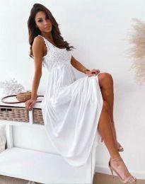 Dresses - kod 4807 - white
