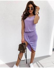 Dresses - kod 138 - purple