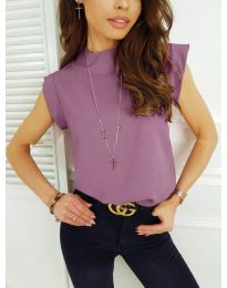 T-shirts - kod 177 - purple