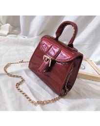 Bag - kod B140 - bordeaux
