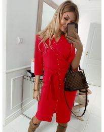 Dresses - kod 320 - red