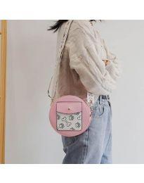 Bag - kod B163 - pink