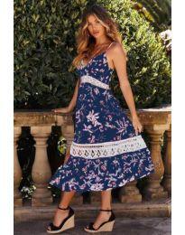Dresses - kod 162 - dark blue