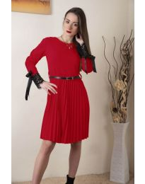 Dresses - kod 489 - red