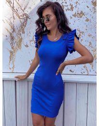 Dresses - kod 199 - sky blue