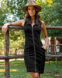 Dresses - kod 7735 - 2 - black