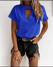 T-shirts - kod 3597 - dark blue