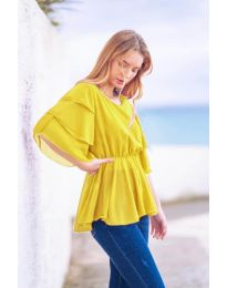 T-shirts - kod 504 - yellow