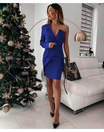 Dresses - kod 15944 - 1 - sky blue