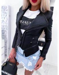 Jackets - kod 522 - 4 - black