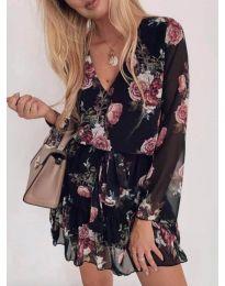 Dresses - kod 480 - black