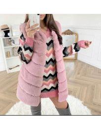Waistcoats - kod 656 - pink