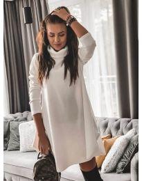 Dresses - kod 909 - white