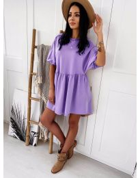 Dresses - kod 789 - purple
