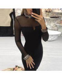 Dresses - kod 078 - black