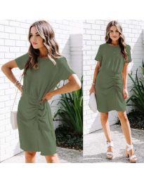 Dresses - kod 835 - army green