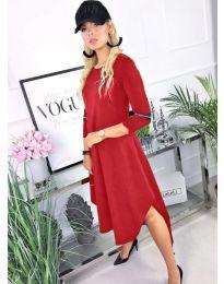 Dresses - kod 727 - red