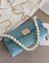Bag - kod B472 - turquoise