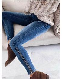 Jeans - kod 3408 - 1 - sky blue