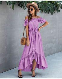 Dresses - kod 564 - purple