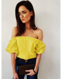 Blouses - kod 243 - yellow