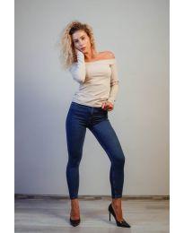 Jeans - kod 1035 - blue