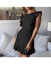 Dresses - kod 548 - black