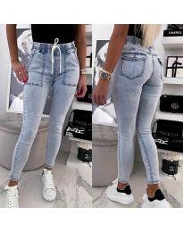 Jeans - kod 3536 - sky blue