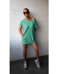 Dresses - kod 3080 - light green