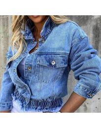 Jackets - kod 3679 - blue