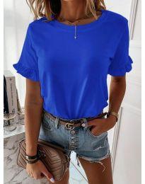 T-shirts - kod 068 - sky blue