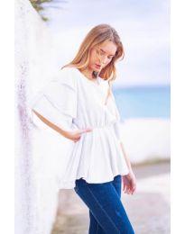 T-shirts - kod 504 - white