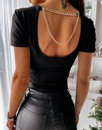 T-shirts - kod 0653 - 1 - black
